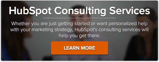 Hubspot Consulting Services: Learn More