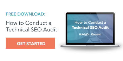 SEO Audit Slide