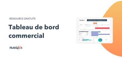 Slide-in-CTA : Tableau de bord commercial