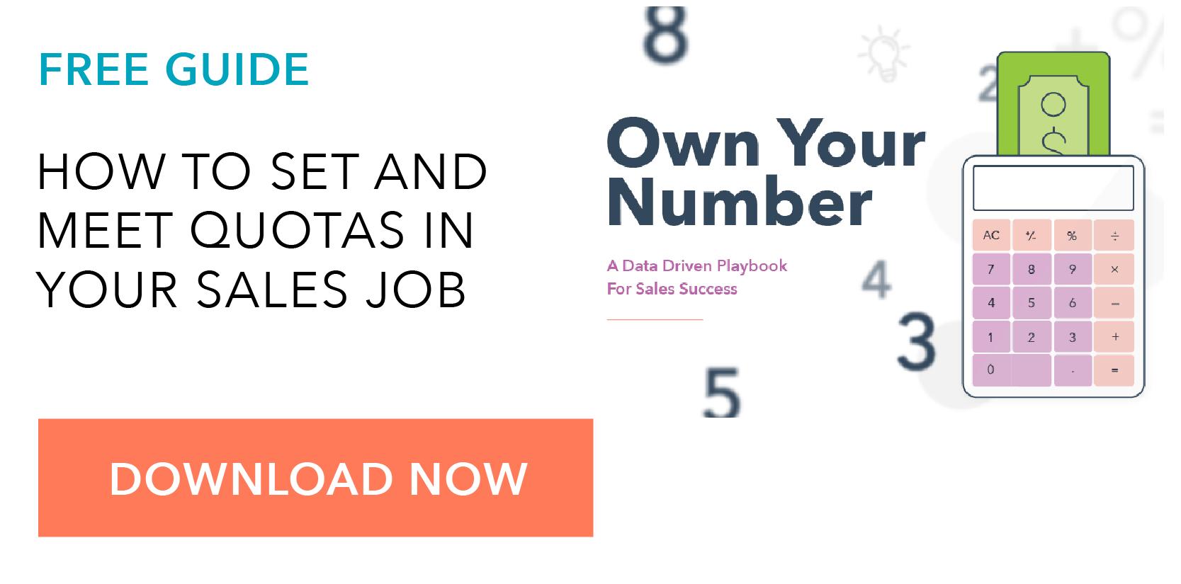 sales quota