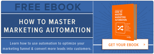 free marketing automation ebook
