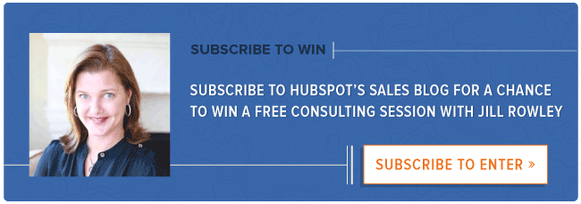 subscribe to win a session with Jill Rowley