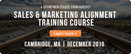 Sales & Marketing Alignment Training Course
