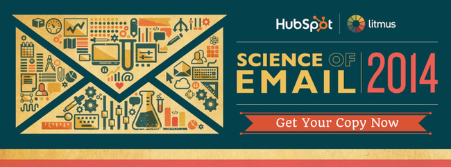 Download the Science of Email Marketing 2014 report.
