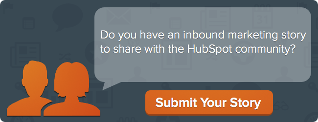 Share Your Inbound Marketing Stories: Learn More