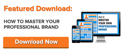 free guide to mastering your professional brand