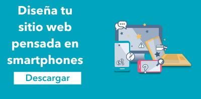 Cómo diseñar un sitio web para smartphones