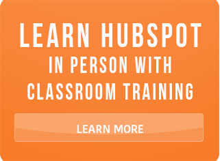 Learn HubSpot in person