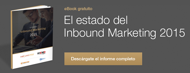 Estado de Inbound Marketing