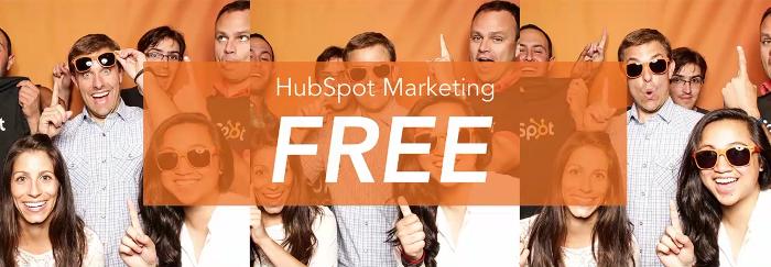 HubSpot(ハブスポット)のMarketing Freeのお申し込みと詳細はこちらご覧になれます。