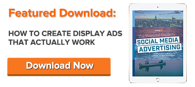free guide to display ads in social media