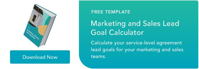 lead goal calculator