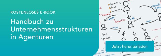 Handbuch Unternehmensstrukturen in Agenturen