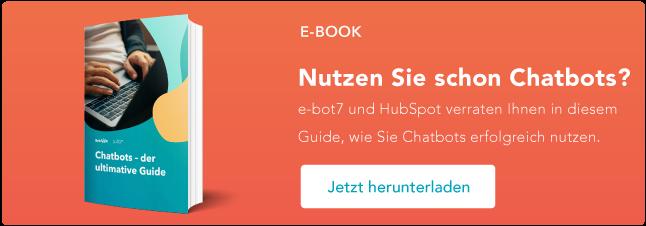 chatbots nutzen