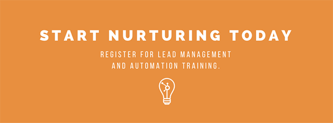 Learn how to nurture leads