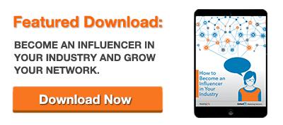 Guía gratuita para convertirte en influencer de la industria