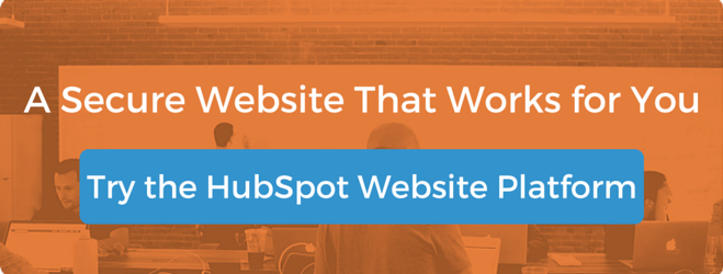 Try the HubSpot Website Add-on