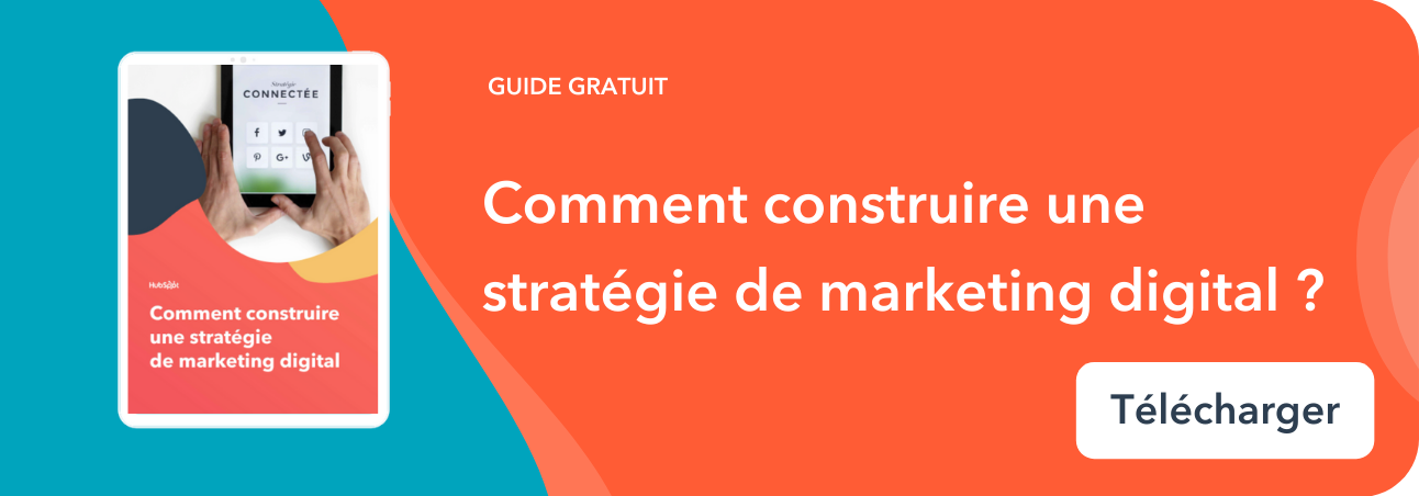 E-book : Pourquoi adopter une stratégie de marketing digitale