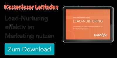 Lead-Nurturing Kampagnen aufsetzen