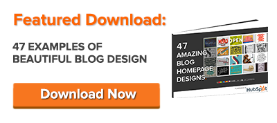 download 47 examples of beautiful blog design