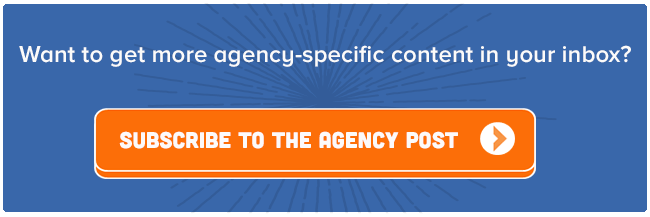 subscribe the agency post