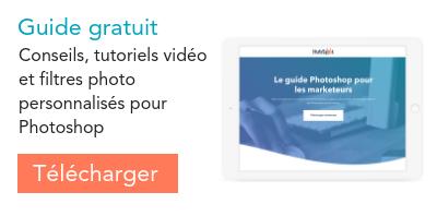 Guide gratuit Photoshop