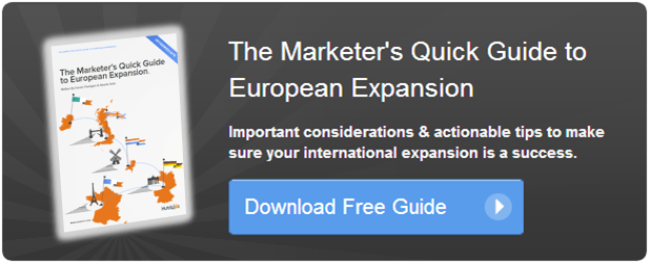 download the marketer's European expansion guide