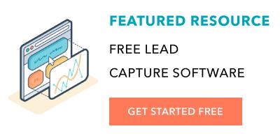 lead capturing