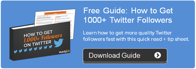 how to get 1000+ twitter followers