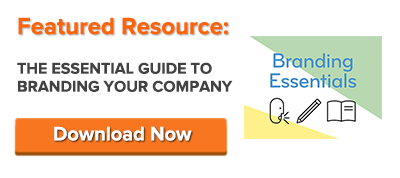 free guide to company branding