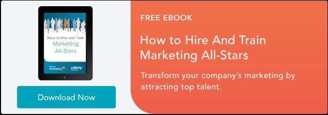 Hire Marketing Allstars