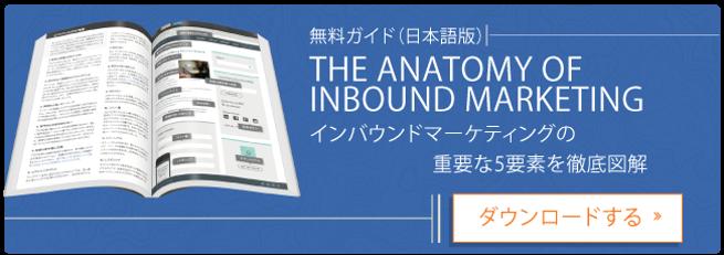 the anatomy of inbound marketing(インバウンドマーケティングを徹底図解)のCTA