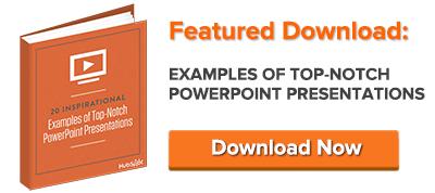 descargar ejemplos de presentaciones de primer nivel en PowerPoint
