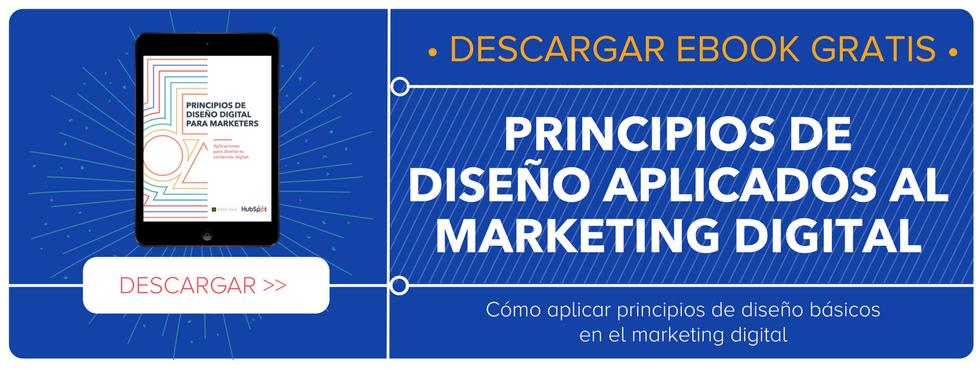 Cómo aplicar principios de diseño básicos en el marketing digital