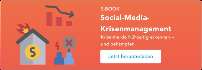 Social-Media-Krisenmanagement: Leitfaden von Talkwalker & HubSpot