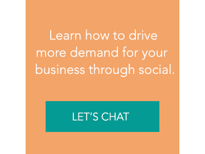 Learn how to drive more demand for your business through social.