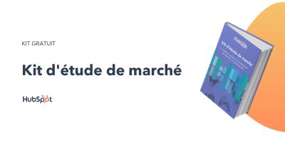 Slide-in-CTA : Kit d'étude de marché
