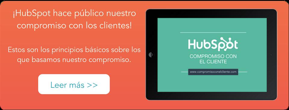 Código de cliente HubSpot