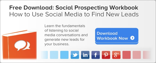 free social prospecting workbook