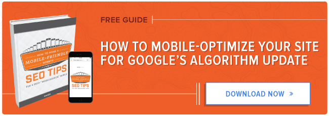 free guide: make your site mobile-friendly
