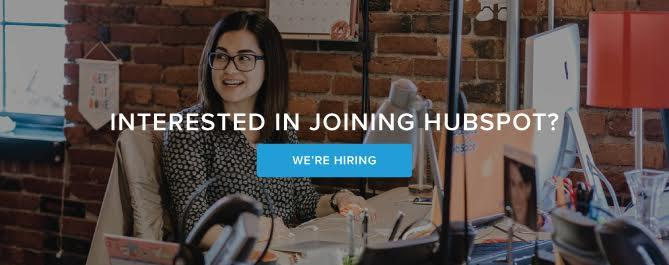 learn about HubSpot jobs