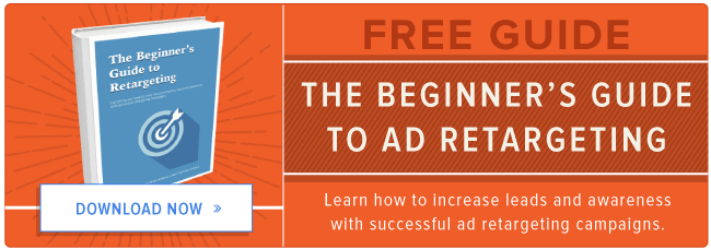 free beginner's guide to retargeting