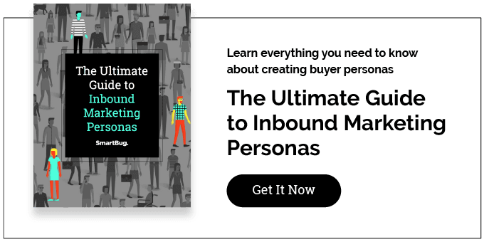 personas for inbound cta