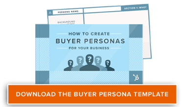 get the free buyer persona template