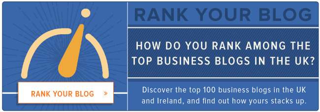 rank your business blog in the uk