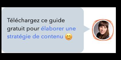 Téléchargez ce guide gratuit pour élaborer une stratégie de contenu performante