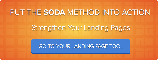 Go To Your Landing Page Tool