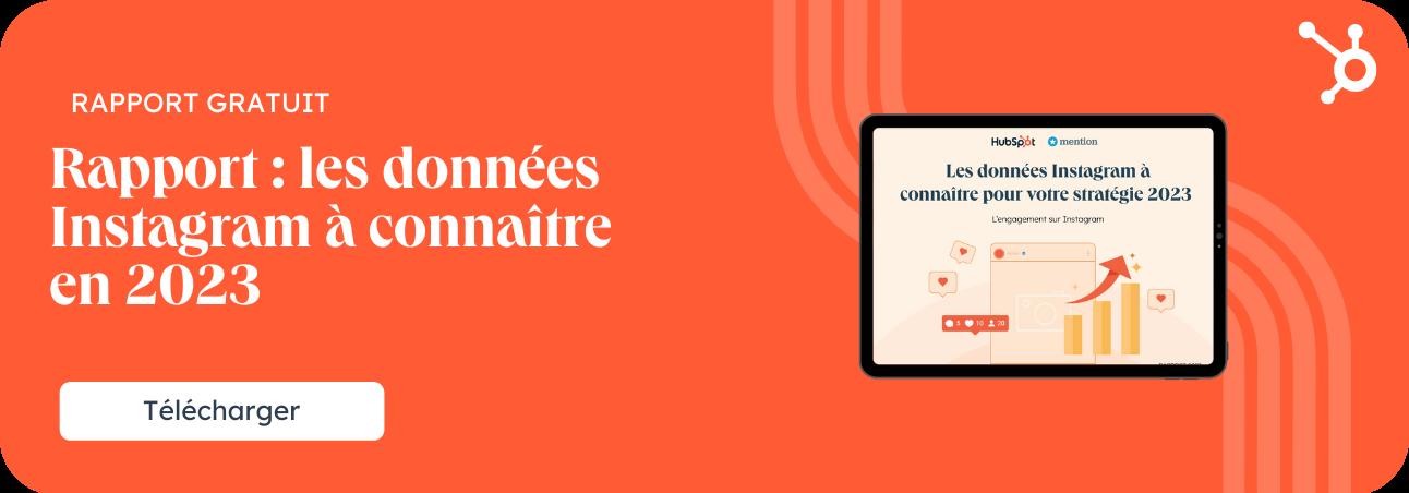 Téléchargez le rapport 2019 sur les performances Instagram