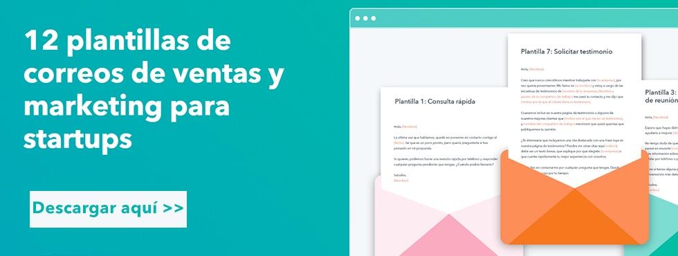 Plantillas Startups