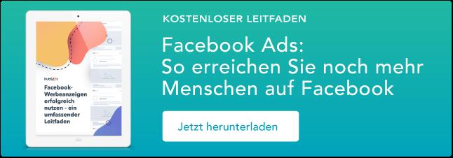 Facebook-Werbeanzeigen optimieren